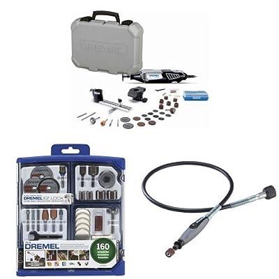 Dremel 4000-2/30 120-Volt Variable Speed Rotary Tool Kit - Corded