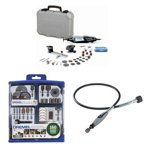 Best Dremel Rotary Tool - Dremel 4000-2/30 Rotary Tool Kit Review