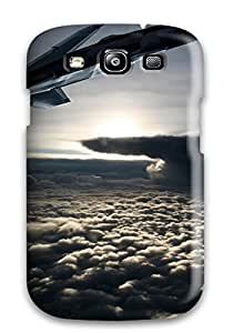 Awesome Case Cover/galaxy S3 Defender Case Cover(jet Fighter)