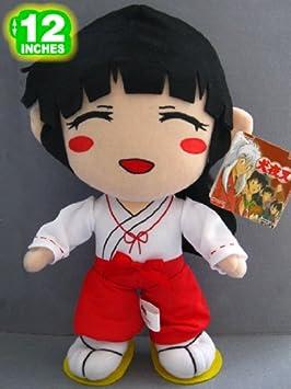 Inuyasha Peluche Kikyo 30cm Anime Manga Inu yasha