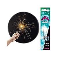 Cierges magiques 18 cm - 35 s (x100)