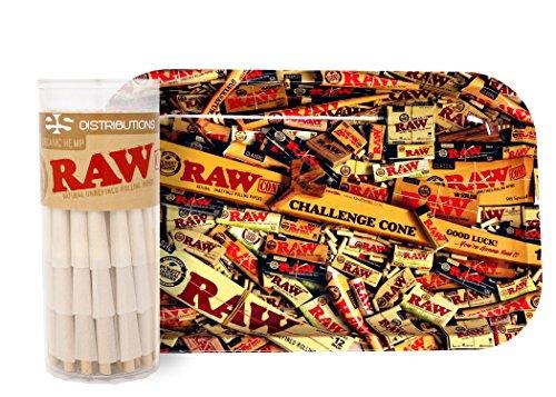 raw metal tray bundle - 4