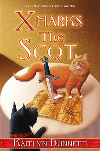 X Marks the Scot (Liss MacCrimmon Mystery) by [Dunnett, Kaitlyn]