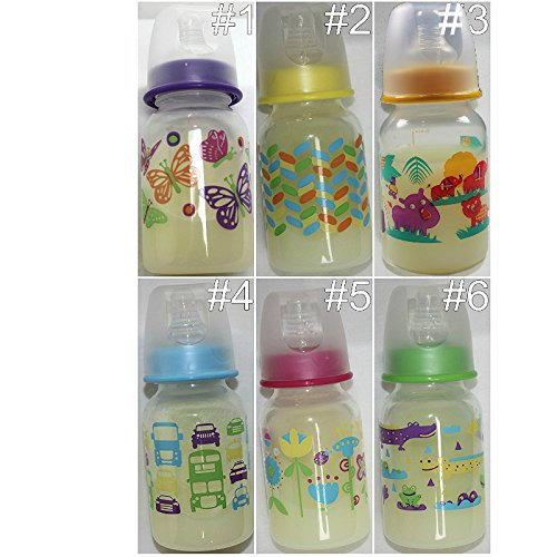 Reborn Boy / Girl Unisex Sealed Fake Formula Milk Bottle Bab