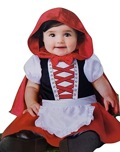 Red Riding Hood Baby Costumes (Little Red Riding Hood Infant Costume (12-18 Months))