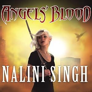 Angels' Blood Audiobook