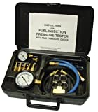 S & G Tool Aid 33980 Fuel Injection Pressure Tester with Two Gage