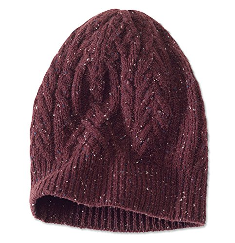 - Orvis Women's Wool/Cashmere Donegal Knit Cap