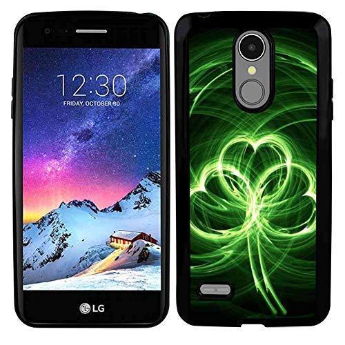 (Shamrock Clover Soft Phone Case Fit LG K8 (2017) 5inch)