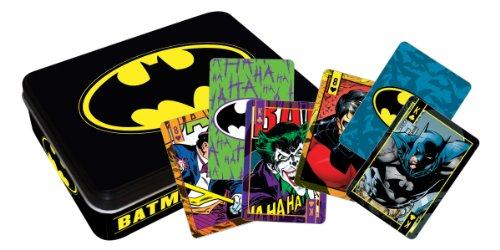 (Batman Playing Card Tin)