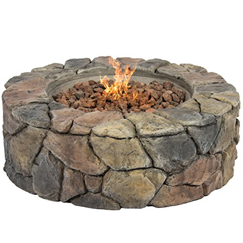 Best Choice Products Outdoor Firepit