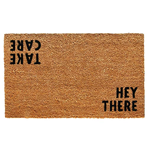 Calloway Mills 100511729 Hey There Doormat, 17