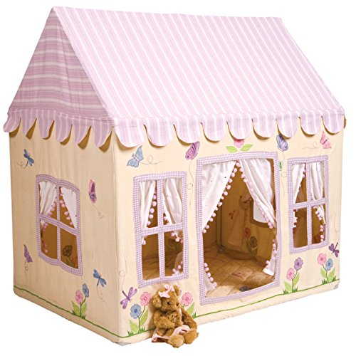 Win Green Cotton Play Tent Large Butterfly Cottage