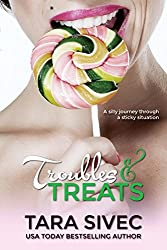 Troubles and Treats: A Silly Journey Through a Sticky Situation