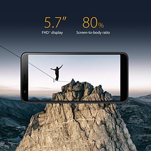 "ASUS ZenFone Max Plus ZB570TL-MT67-3G32G-BK - 5.7"" 1920x1080-3GB RAM - 32GB storage - LTE Unlocked Dual SIM Cell Phone - US Warranty - Black WeeklyReviewer"