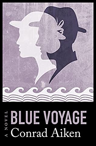 book cover of Blue Voyage