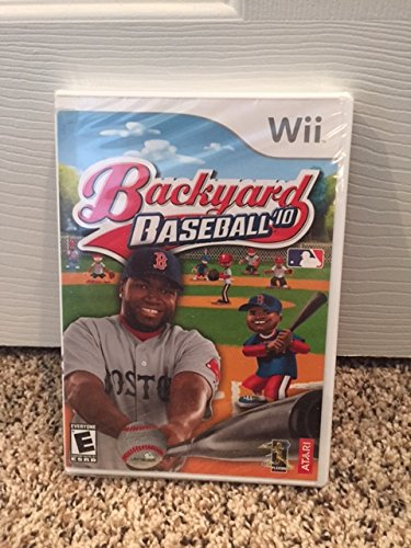 Backyard Baseball '10 Nintendo Wii (Backyard Baseball Wii Game)