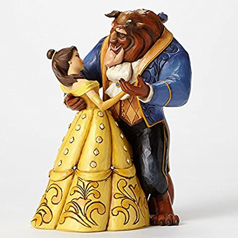 Enesco Disney Traditions Belle And Beast Dancing (Disney Traditions Beast)
