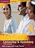 Cambridge English Skills Real Listening and Speaking 2 with Answers and Audio CD: Level 2