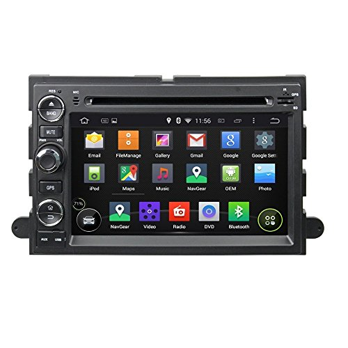 Corotc Android 5 1 Car Gps Radio Stereo Navigation System