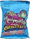 Keebler Frosted Animal Crackers Snack Packs-2 oz, 8 ct
