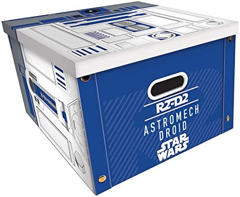 Funko Pop! - Star Wars, Caja De Almacenaje R2-D2 (Windows): Amazon ...