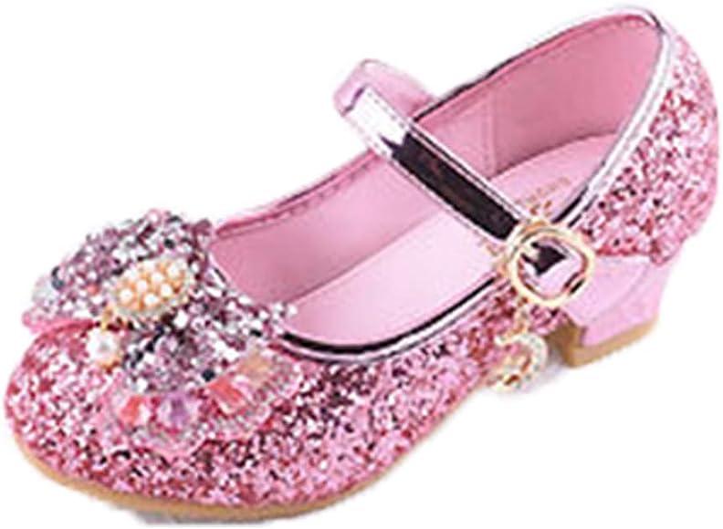 Girls Mary Jane Sparkly Shoes Birthday