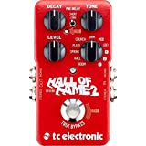 T.C. Electronic Hall Of Fame 2 Reverb Guitar Effects Pedal