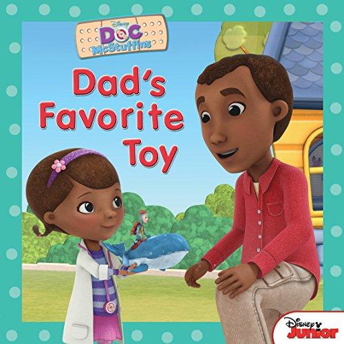 Favorite Book Whales (Doc McStuffins:  Dad's Favorite Toy (Disney Storybook (eBook)))