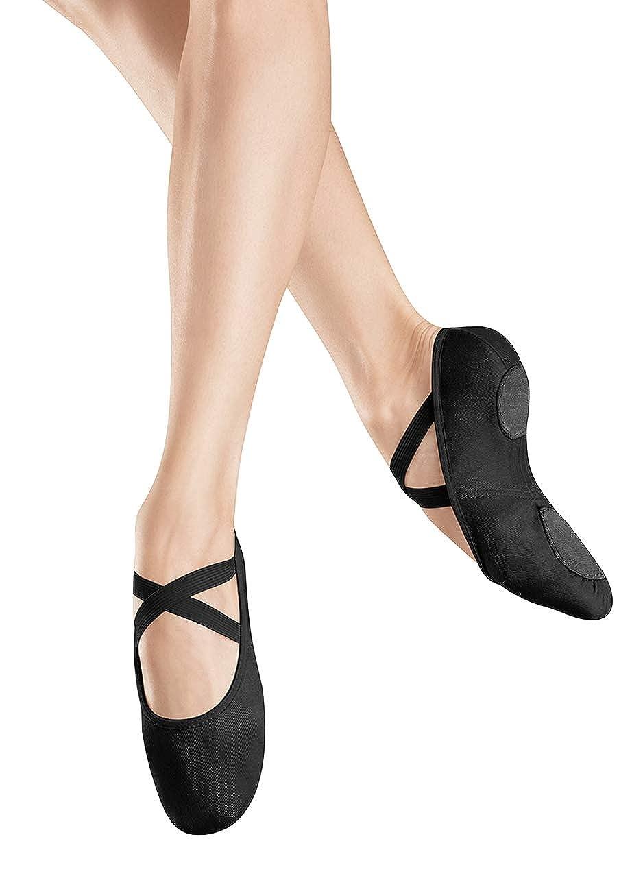 [Bloch] Women's Infinity Stretch Ankle-High Dance Shoe B06XS5YZS5 ブラック 7 C/D US