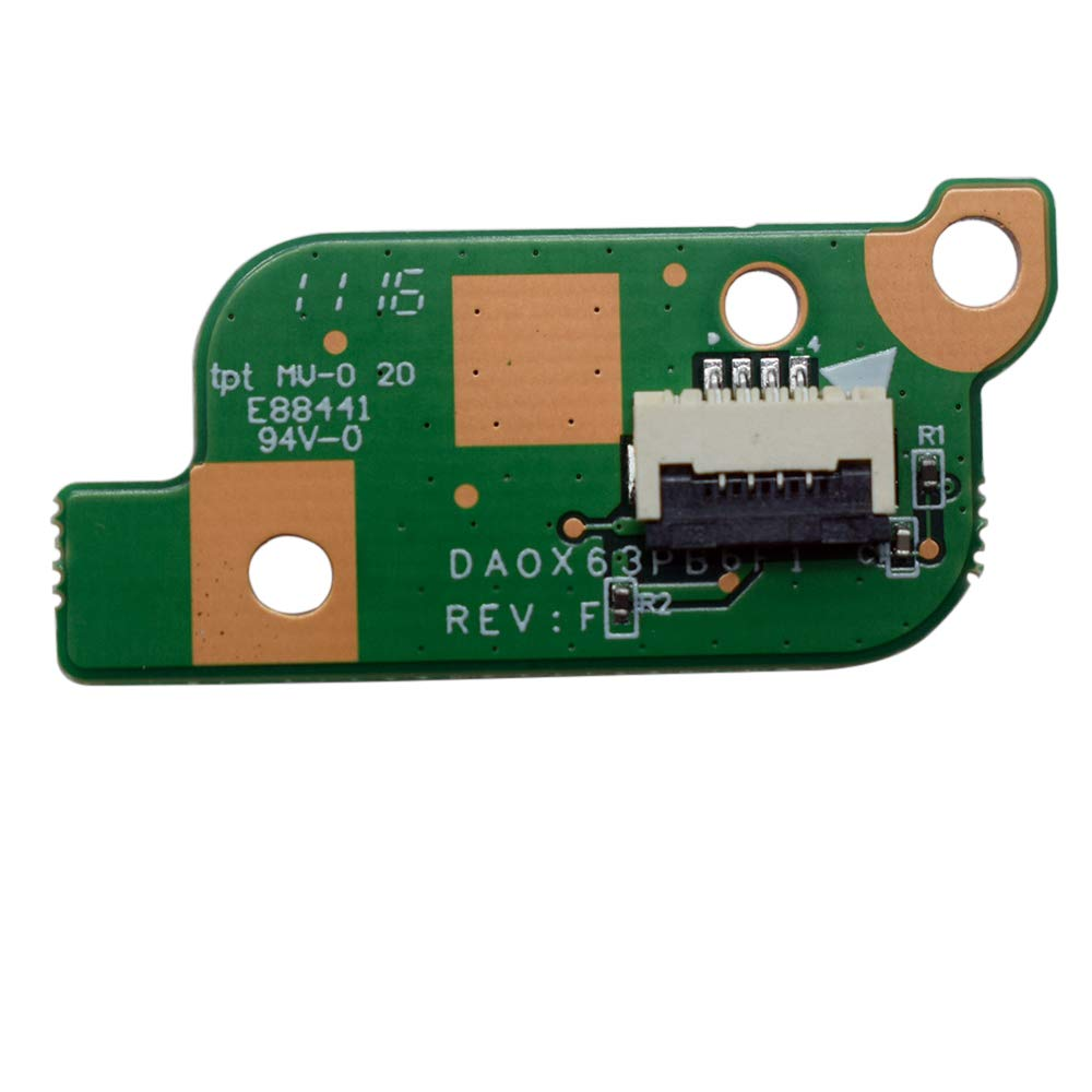 Boton encendido para Probook 450 G3 470 G3 Series Laptop Par