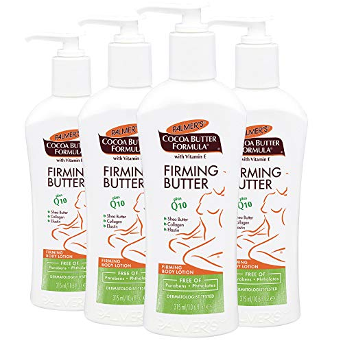 Palmer's Cocoa Butter Formula Firming Butter Body Lotion, 10.6 oz (Pack of 4)