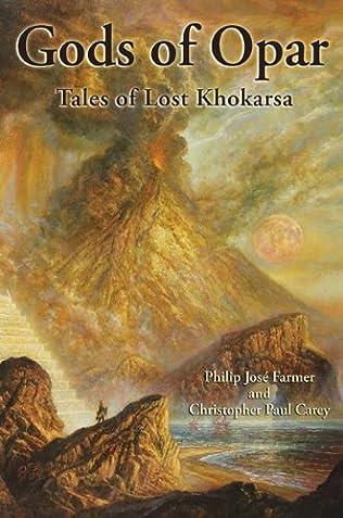 book cover of Gods of Opar