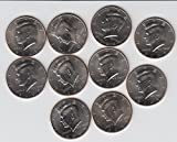 KENNEDY HALF DOLLARS-2005 THRU 2009- INCLUDES P & D