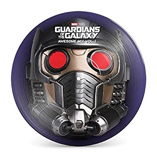 Guardians Of The Galaxy: Awesome Mix Vol. 1 [Picture Disc]
