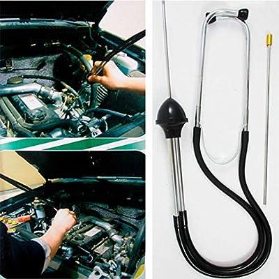 HARDK Automotive Mechanic Stethoscope Diagnostic Tool: Automotive