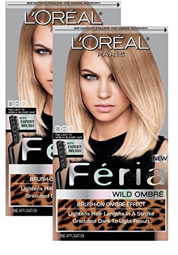 loreal-feria-wild-ombre-hair-color-o80-light-to-medium-blonde-
