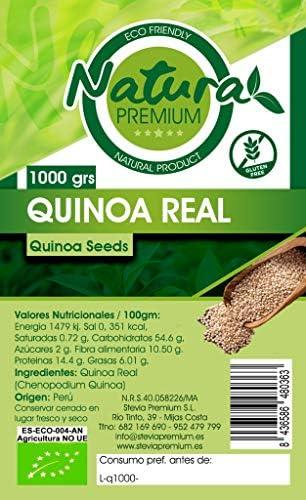 Natura Premium Quinoa Real Bio 1000 g: Amazon.es ...