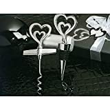 Two Hearts Are Better Than One Wine Opener / Bottle Stopper Set - 24 Sets