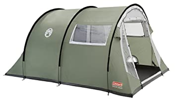 Coleman Coastline Deluxe Tent Green/Grey 4 Person  sc 1 st  Amazon UK & Coleman Coastline Deluxe Tent Green/Grey 4 Person: Amazon.co.uk ...