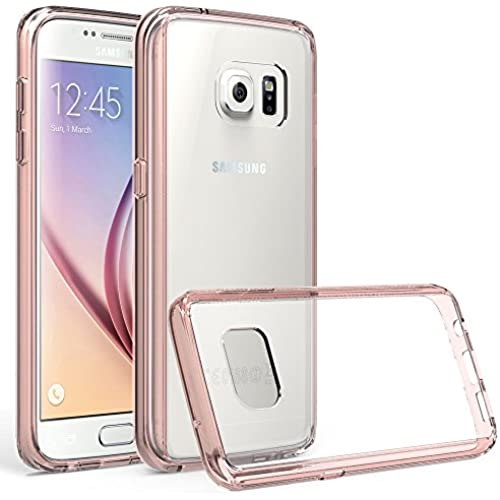 Galaxy S7 Cover Case, Xboun S7 Case [Crystal Shell] PC Back TPU Bumper Scratch Resistant [Seamless integrated] Sales
