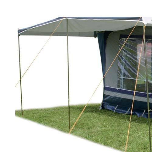 autocaravanas y acampadas Eurotrail Techo solar ajustable para caravanas