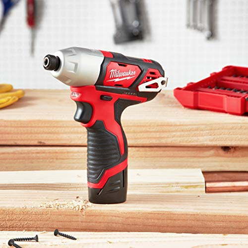 Milwaukee 2462-20 M12 1/4 Inch Hex Shank 12 Volt Lithium Ion Cordless 2,500 RPM 1,000 Inch Pounds Im - http://coolthings.us