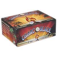 Charcoblaze Natural Coconut Hookah Charcoal 2KG