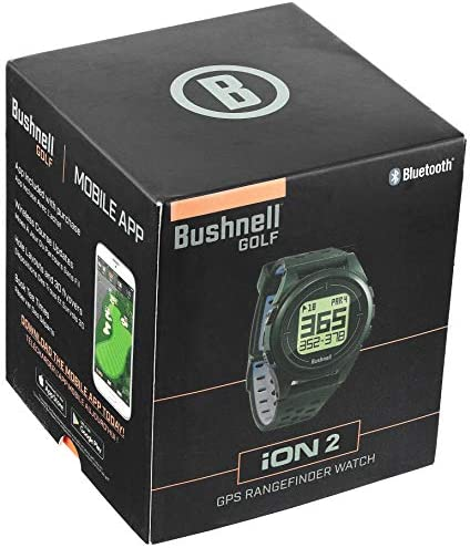 Bushnell Neo Ion 2 Golf GPS Watch 368850