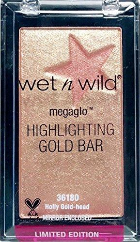 Wet N Wild Megaglo Highlighting Gold Bar ~ Holly Gold-head 36180