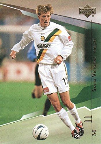 Soccer #60 Sasha Victorine Los Angeles Galaxy ()