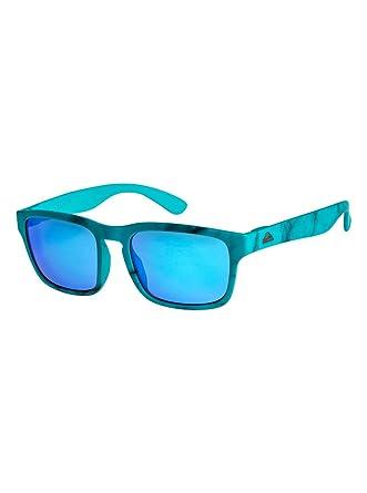 f94884c5f8 Quiksilver Stanford - Lunettes de soleil - Homme - ONE SIZE - Bleu ...