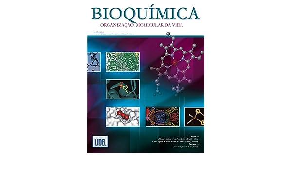 Bioquímica - Organização Molecular da Vida: Amazon.es: Manuel Júdice ...
