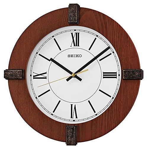 Seiko Wall Clock (Model: QXA666BLH -  Seiko Watch Corporation